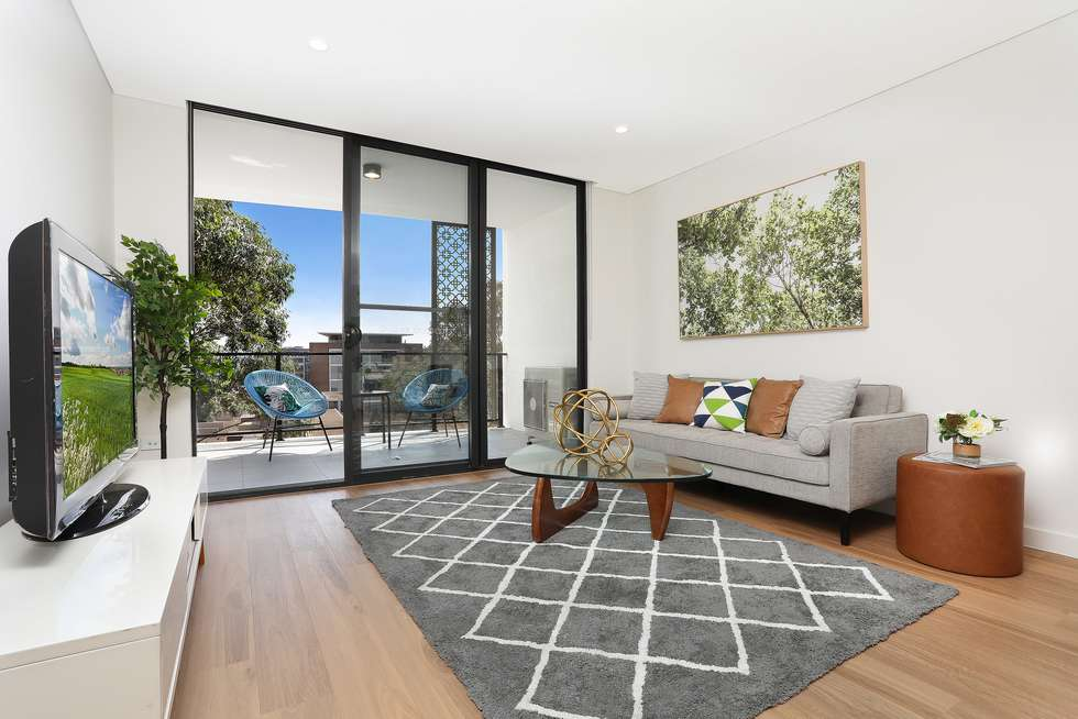 Second view of Homely apartment listing, 503/2 Murrell Street, Ashfield NSW 2131
