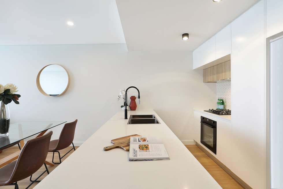 Third view of Homely apartment listing, 503/2 Murrell Street, Ashfield NSW 2131