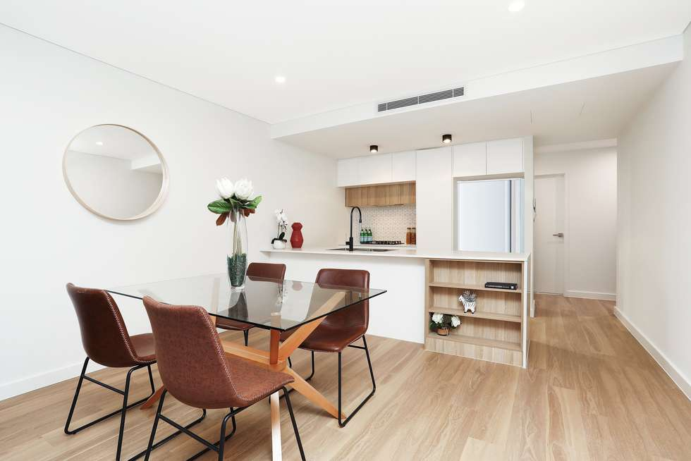 Fourth view of Homely apartment listing, 503/2 Murrell Street, Ashfield NSW 2131