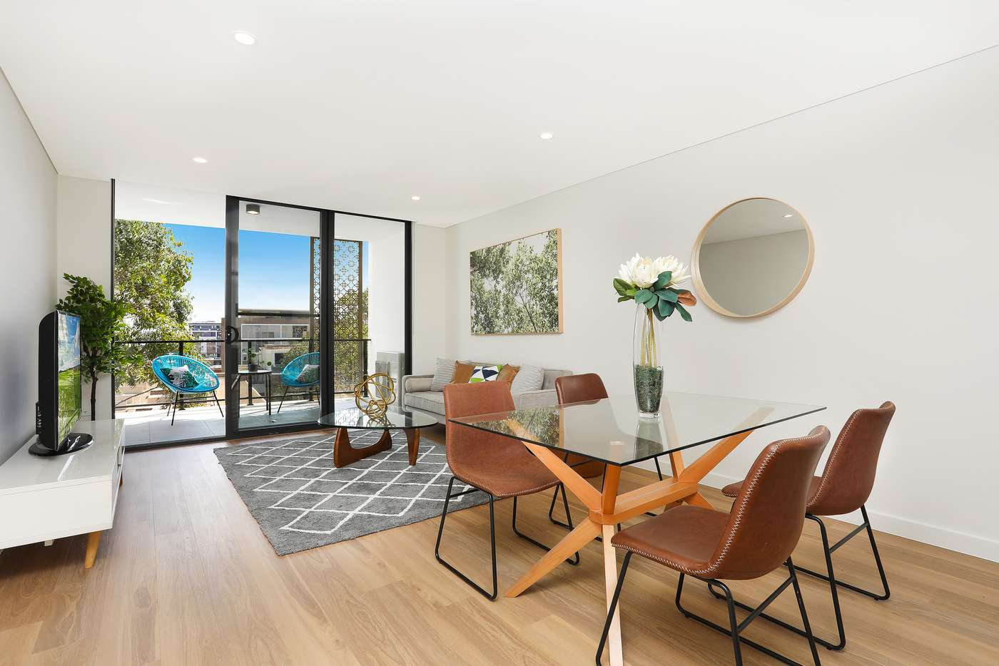 Fifth view of Homely apartment listing, 503/2 Murrell Street, Ashfield NSW 2131