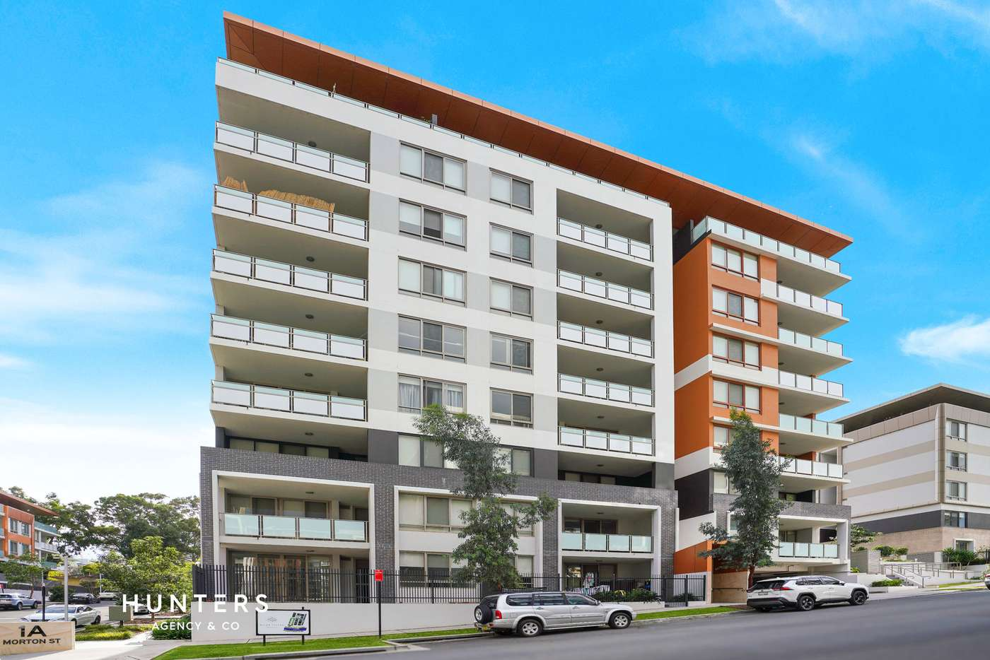 Main view of Homely apartment listing, 1207/1A Morton Street, Parramatta NSW 2150