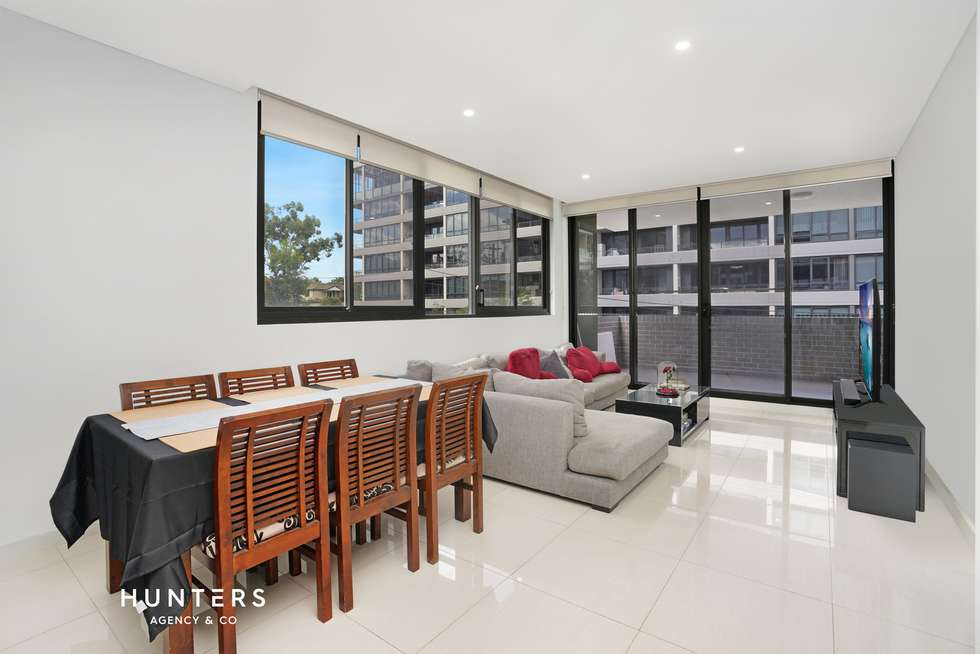 Second view of Homely apartment listing, 1207/1A Morton Street, Parramatta NSW 2150