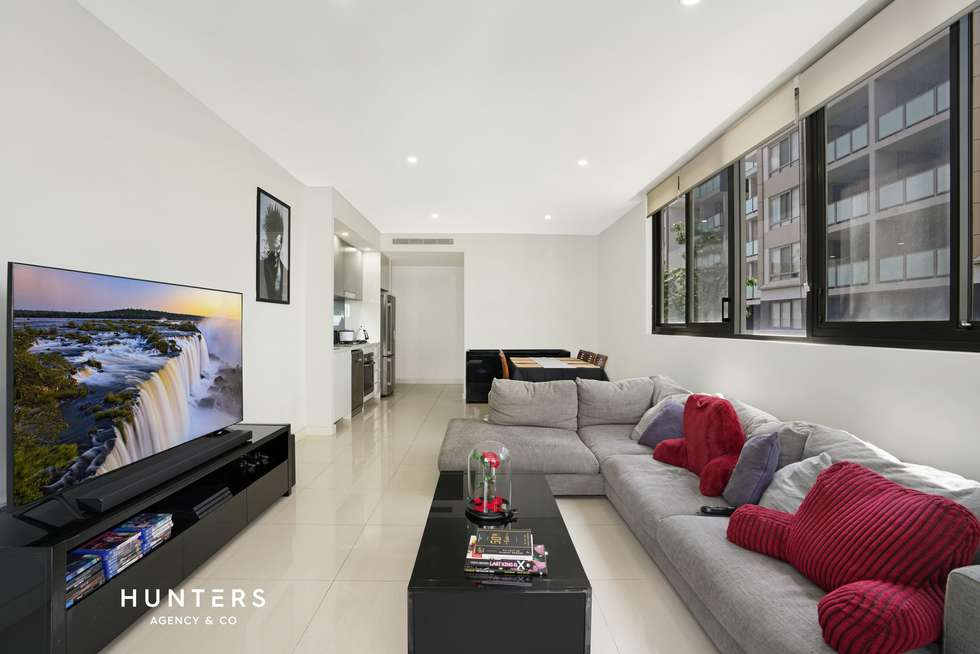 Third view of Homely apartment listing, 1207/1A Morton Street, Parramatta NSW 2150