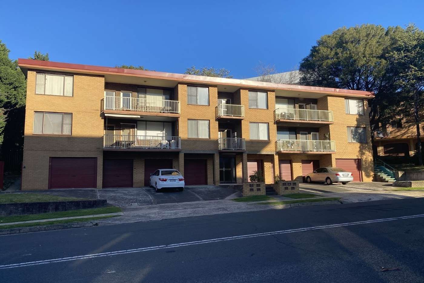 Main view of Homely unit listing, 5/57 New Dapto Road, Wollongong NSW 2500
