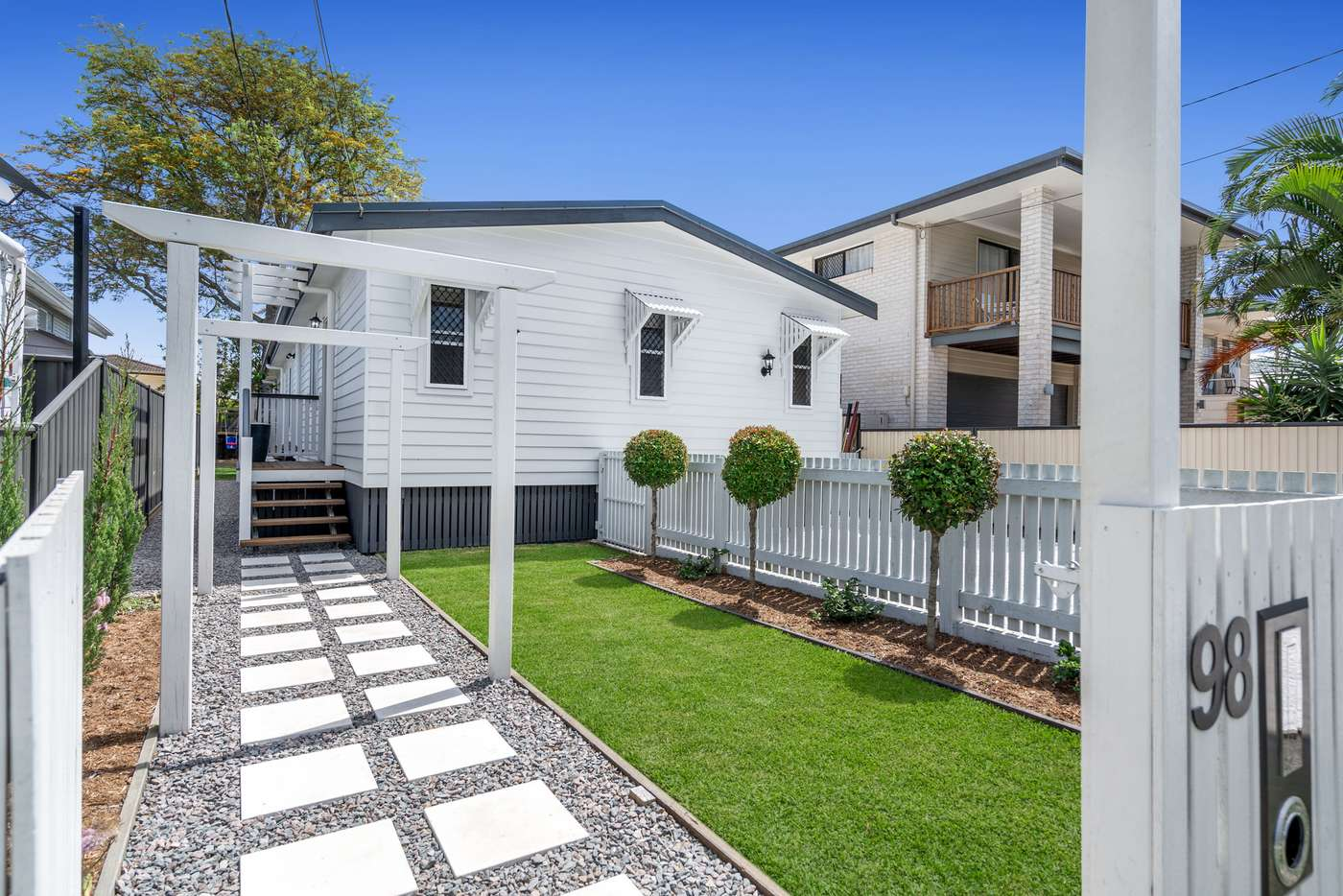 Main view of Homely house listing, 98 Thomas Street, Birkdale QLD 4159