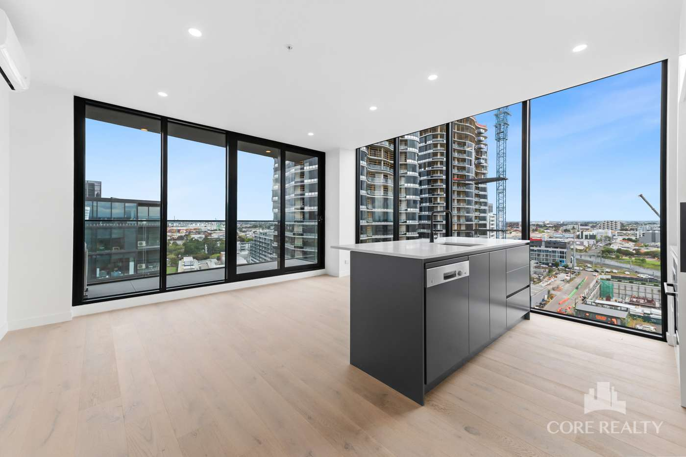 Main view of Homely apartment listing, 1502/4 Joseph Road, Footscray VIC 3011