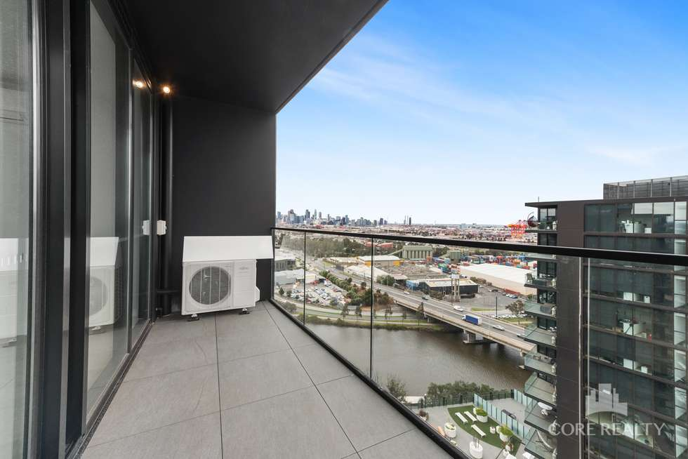 Third view of Homely apartment listing, 1502/4 Joseph Road, Footscray VIC 3011