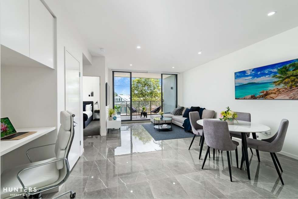 Second view of Homely apartment listing, 110/127 Pennant Street, North Parramatta NSW 2151