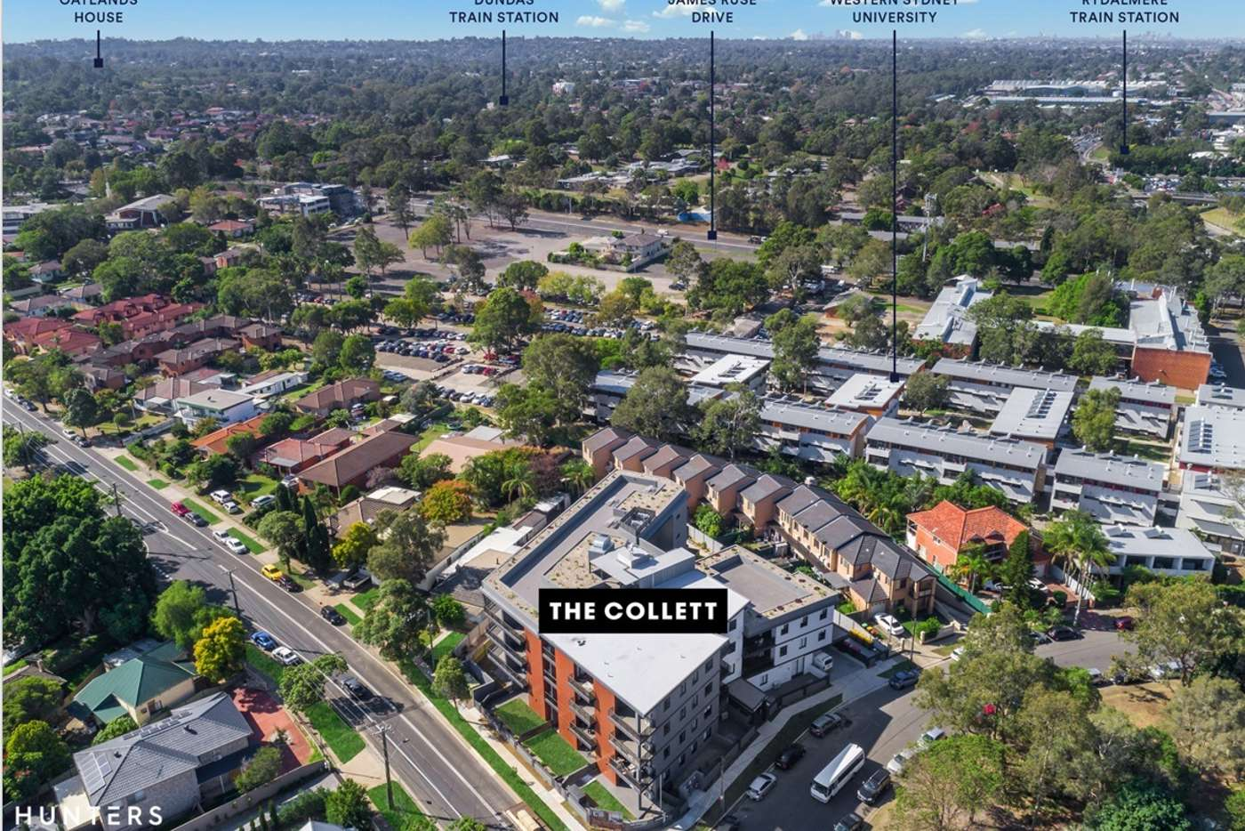 Seventh view of Homely apartment listing, 110/127 Pennant Street, North Parramatta NSW 2151