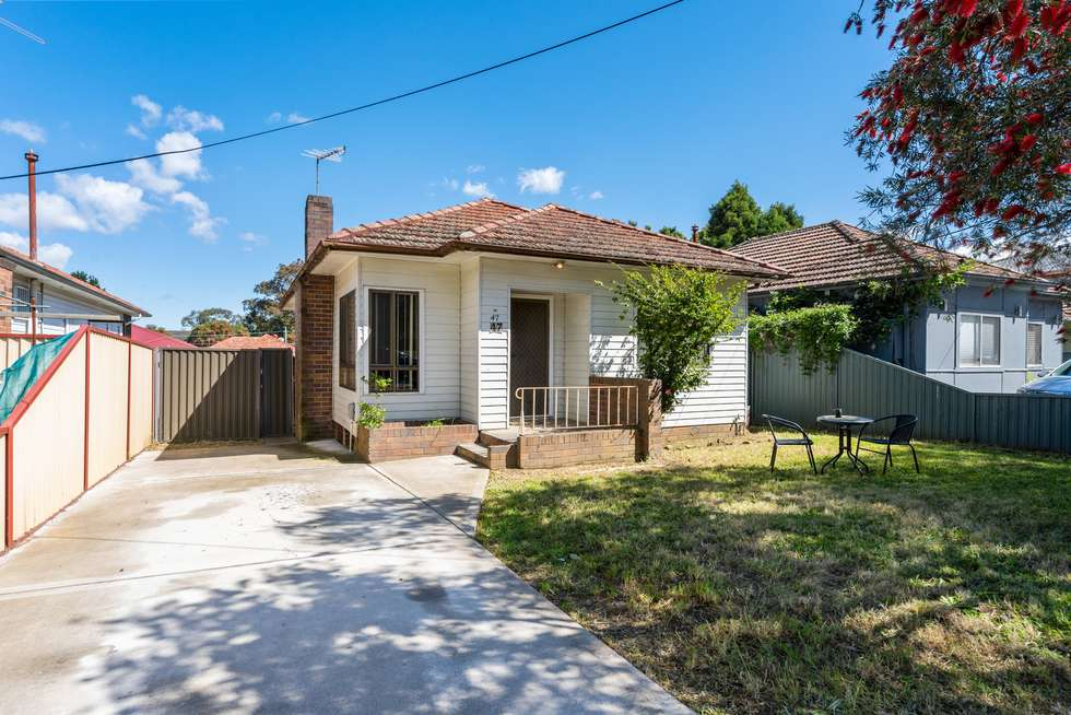 Second view of Homely house listing, 47 Beaumont Street, Auburn NSW 2144
