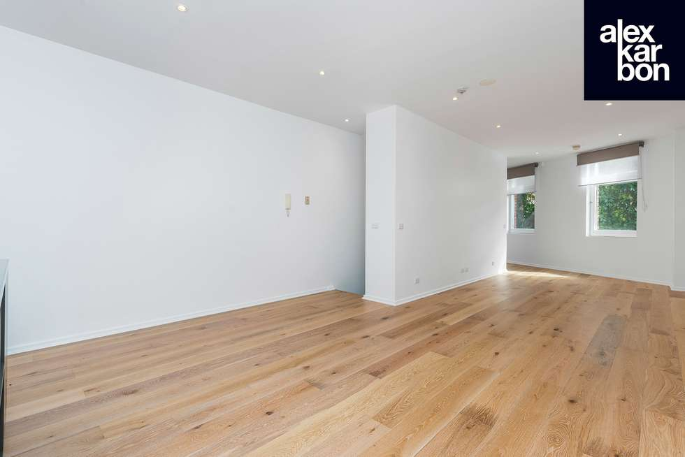 Second view of Homely house listing, 1/40 Cobden Street, North Melbourne VIC 3051