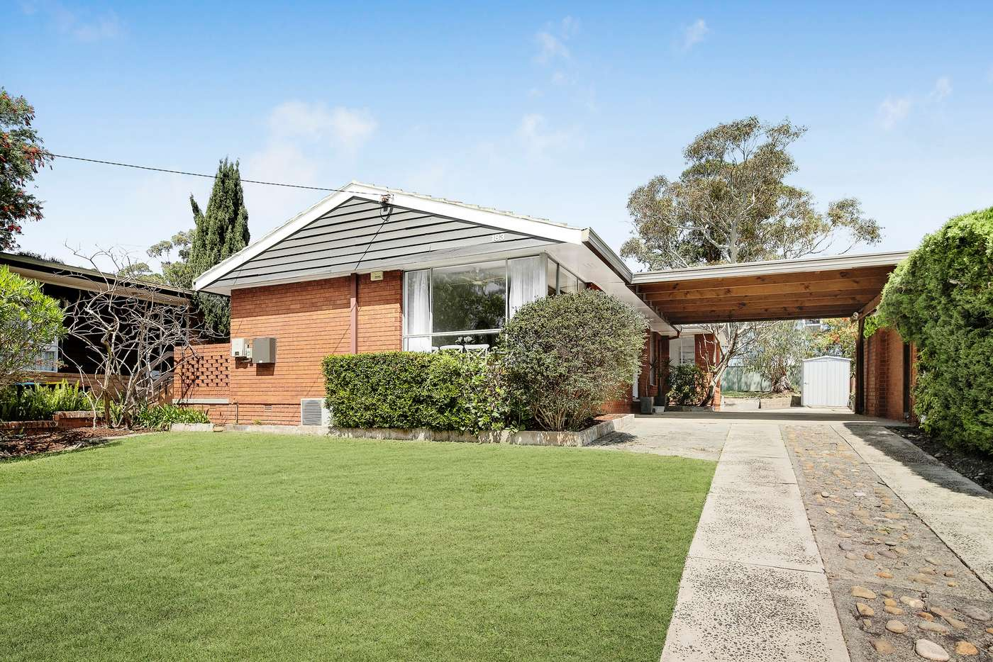 Main view of Homely house listing, 183 McIntosh Road, Beacon Hill NSW 2100