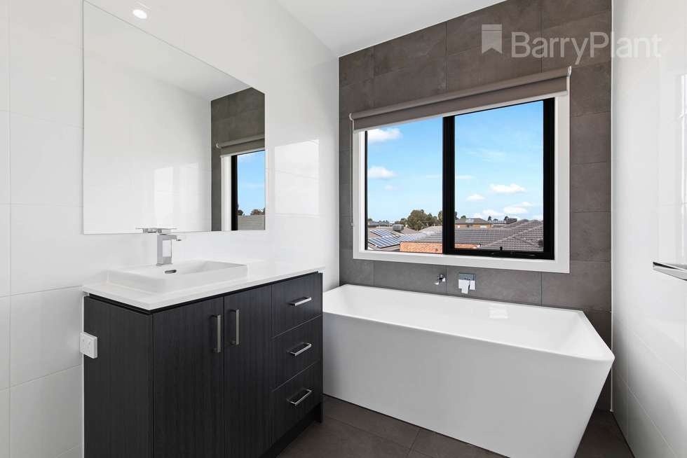 Fifth view of Homely house listing, 1/45 Katrina Drive, Burnside Heights VIC 3023