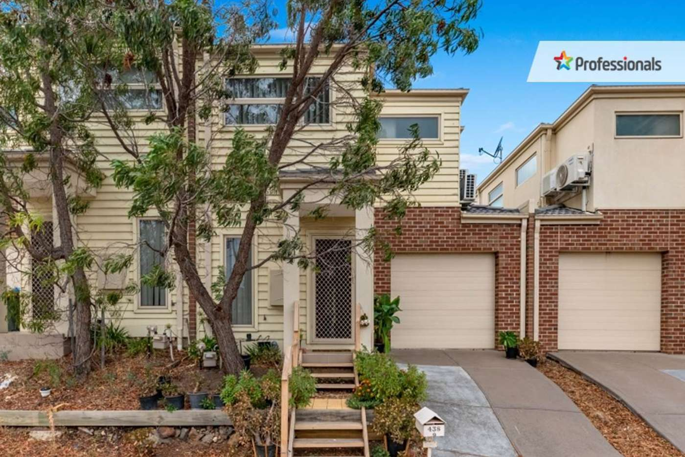 Main view of Homely townhouse listing, 9/438 Morris Road, Truganina VIC 3029
