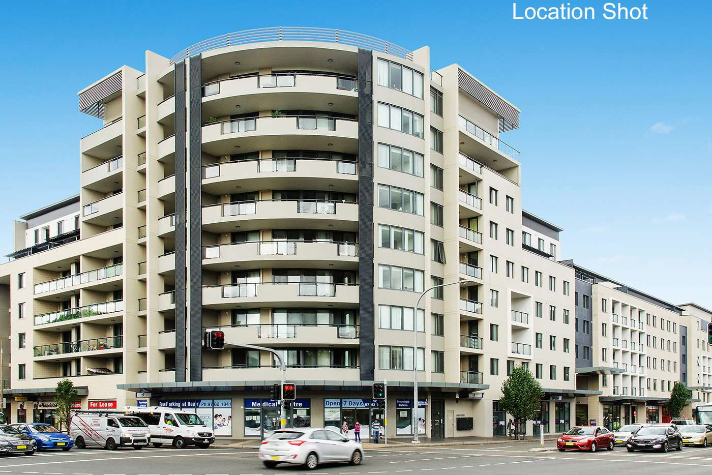 Sixth view of Homely unit listing, 22/20 Victoria Road, Parramatta NSW 2150