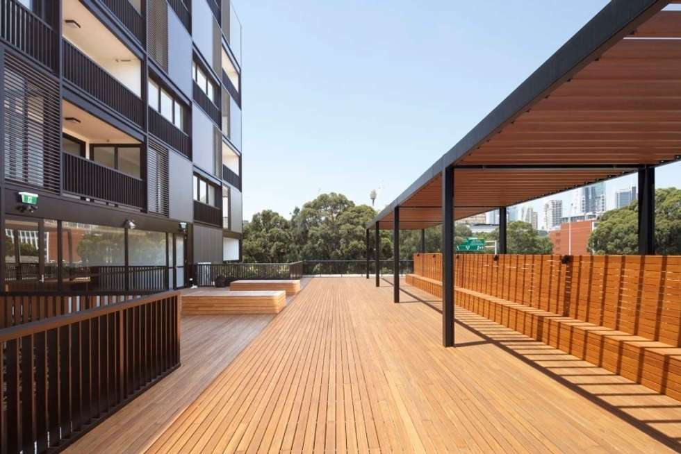 Fourth view of Homely studio listing, 317/280 Jones Street, Pyrmont NSW 2009