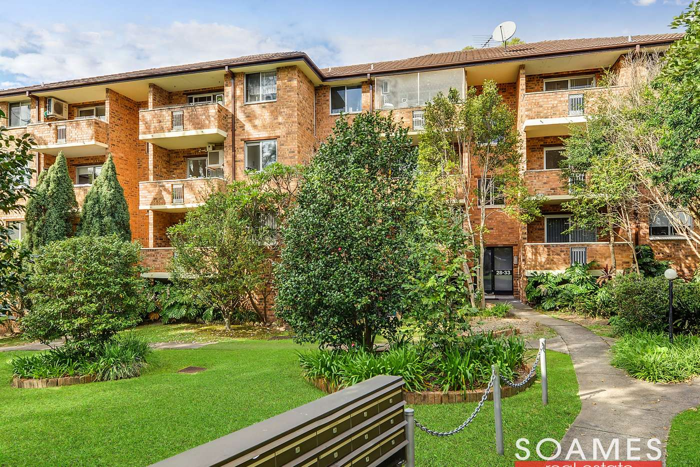 Main view of Homely unit listing, 2/34-38 Burdett Street, Hornsby NSW 2077