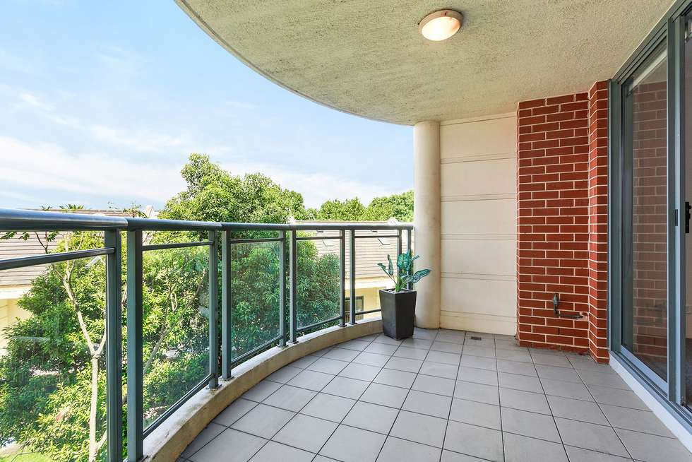 Second view of Homely apartment listing, 307/28 West Street, North Sydney NSW 2060