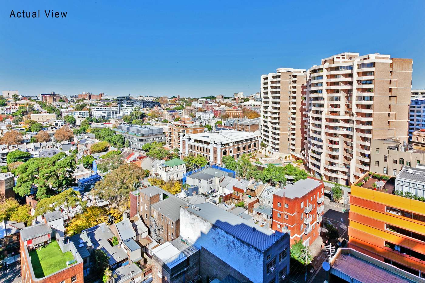 Main view of Homely apartment listing, 1208/1-15 Francis Street, Darlinghurst NSW 2010