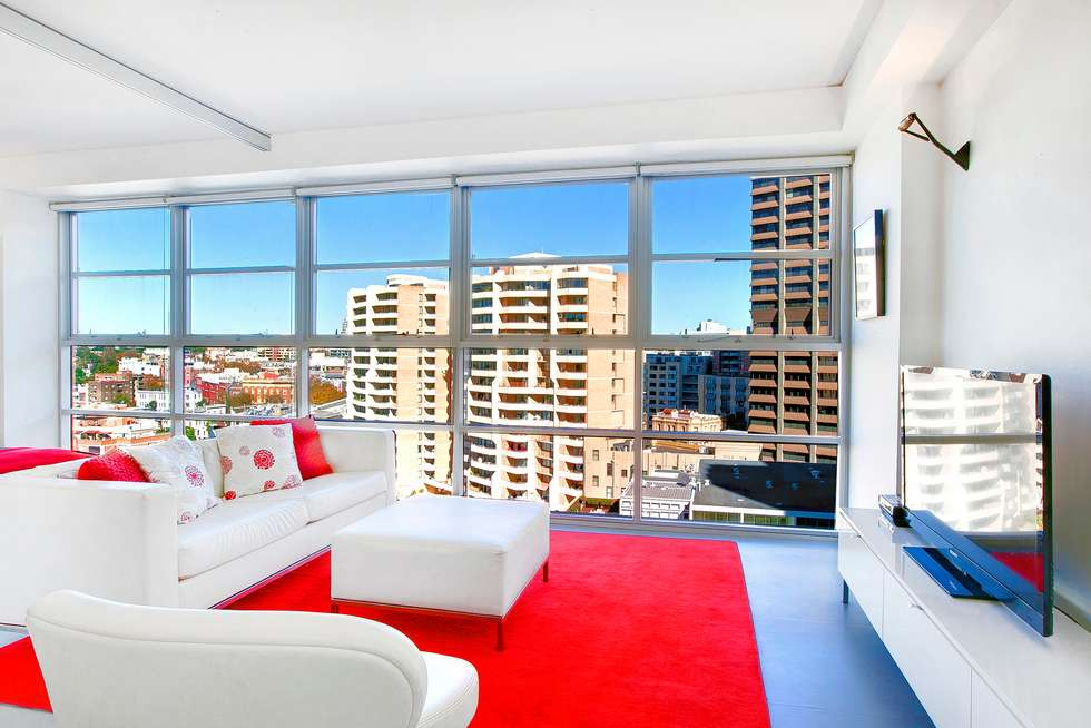 Second view of Homely apartment listing, 1208/1-15 Francis Street, Darlinghurst NSW 2010