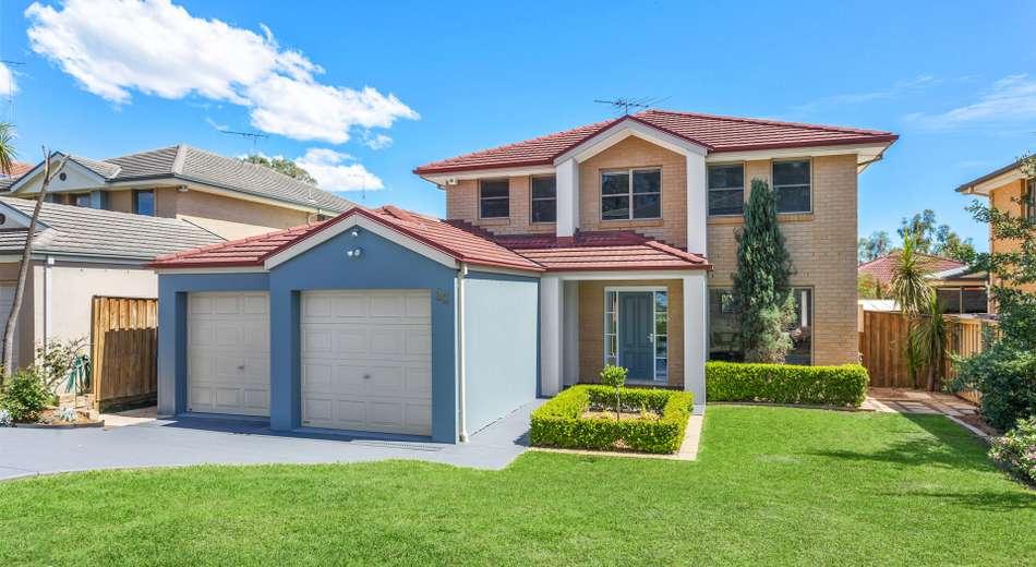 22 Rosebery Road, Kellyville NSW 2155