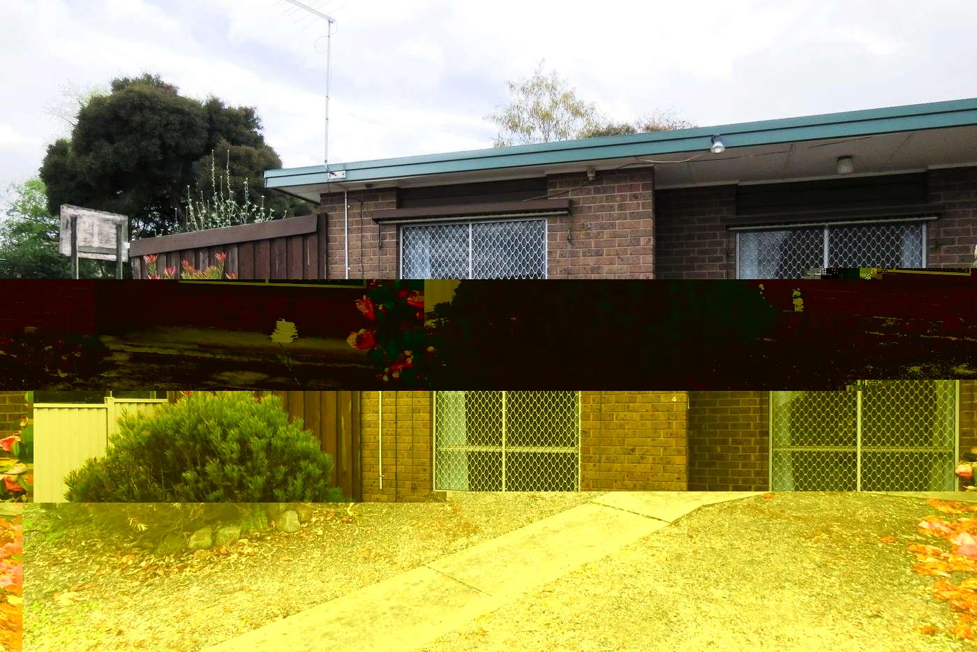 Main view of Homely unit listing, 4/1112 Havelock Street, Ballarat North VIC 3350