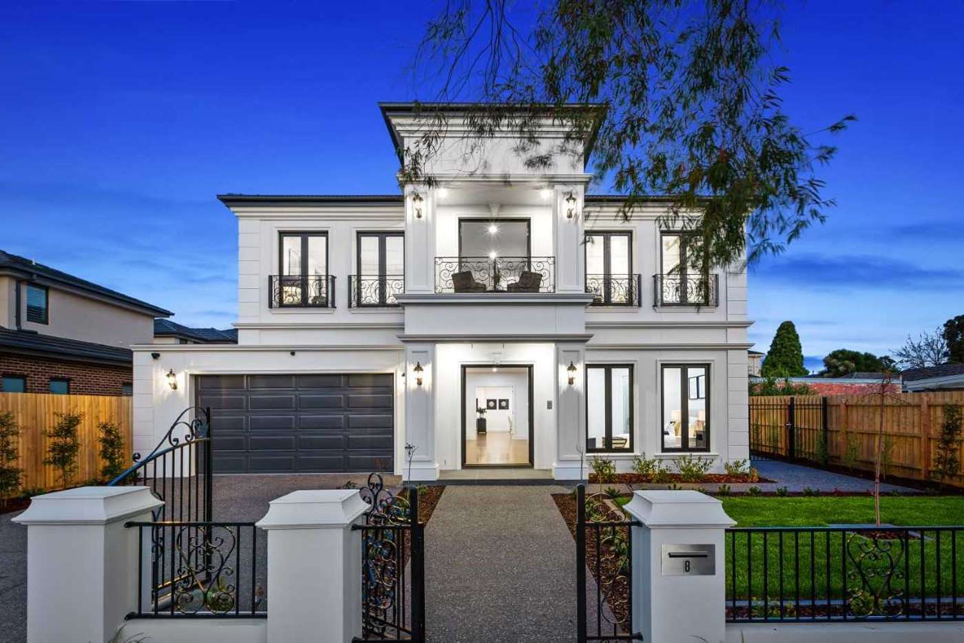 Main view of Homely house listing, 8 Fraser Street, Glen Waverley VIC 3150