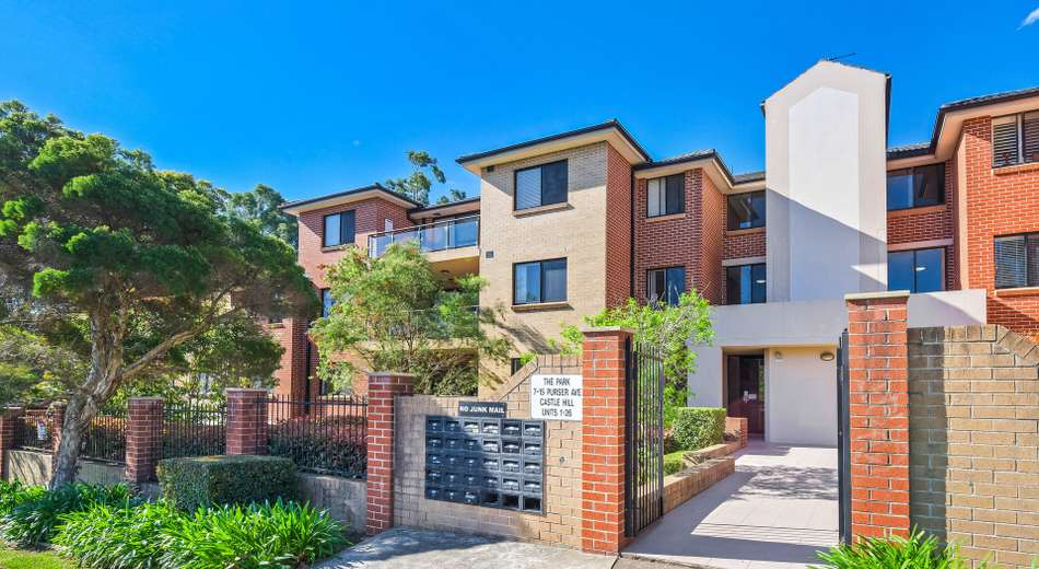 1/7-15 Purser Avenue, Castle Hill NSW 2154