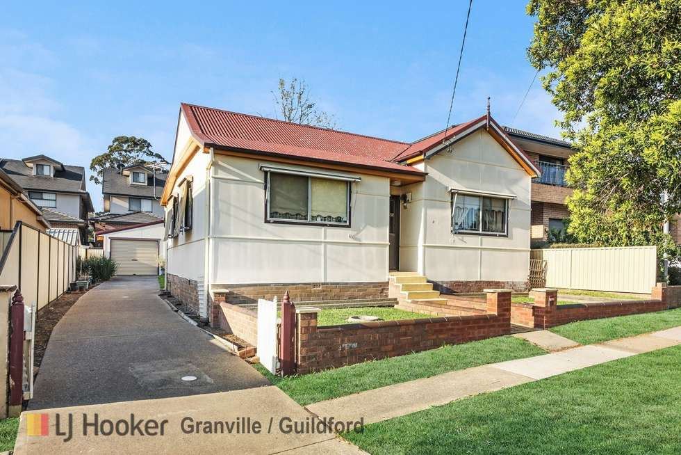 Second view of Homely house listing, 21 Mccredie Road, Guildford NSW 2161