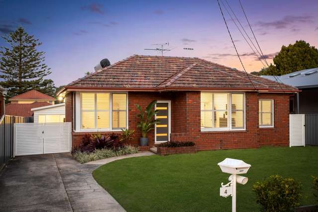 4 Huntingdale Avenue, Miranda NSW 2228