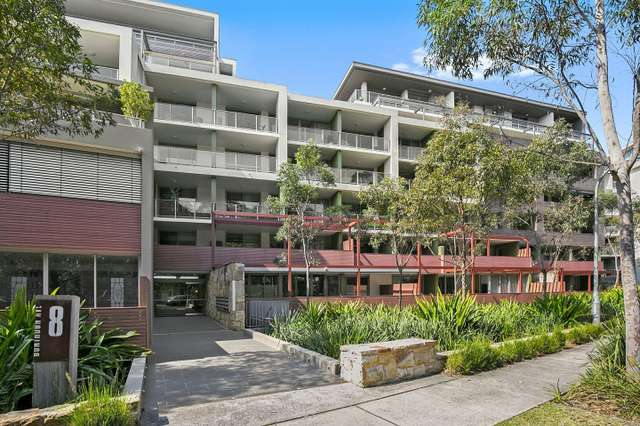305/8 Duntroon Avenue, St Leonards NSW 2065
