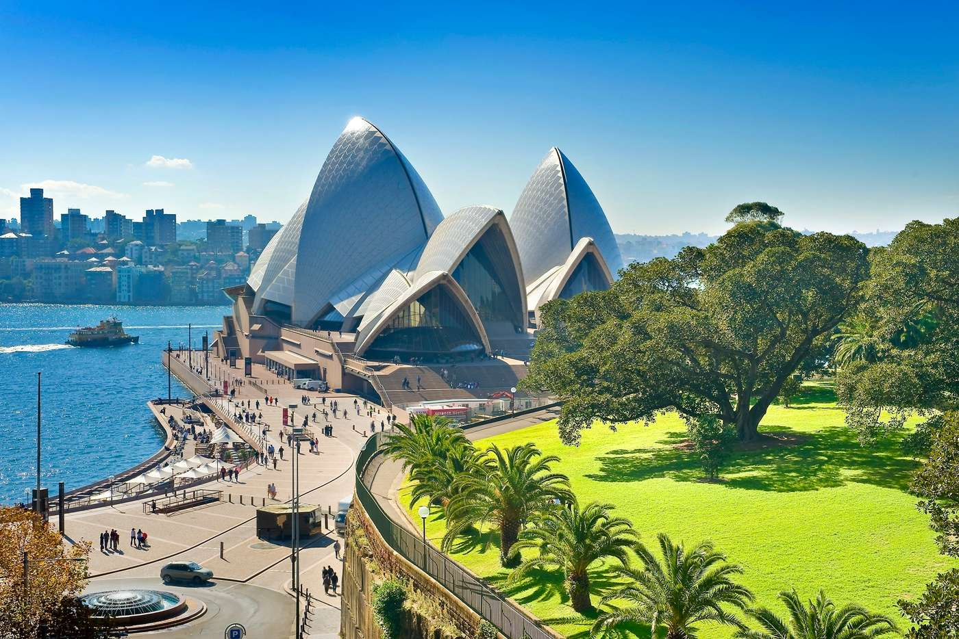 Fourth view of Homely apartment listing, 82/5 Macquarie Street, Sydney NSW 2000