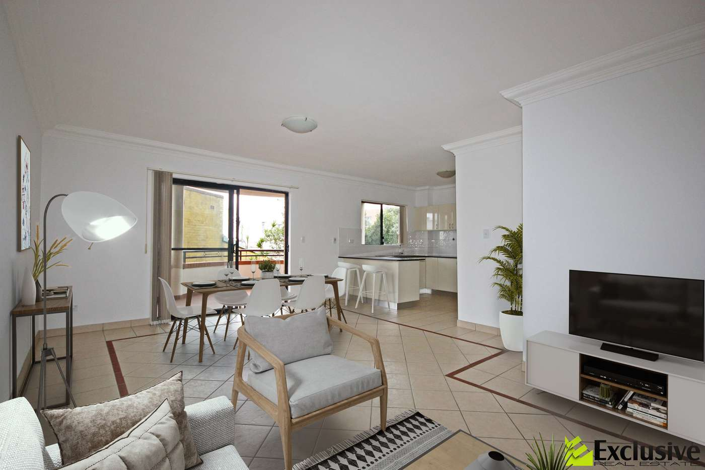 Main view of Homely unit listing, 8/623 Forest Road, Bexley NSW 2207