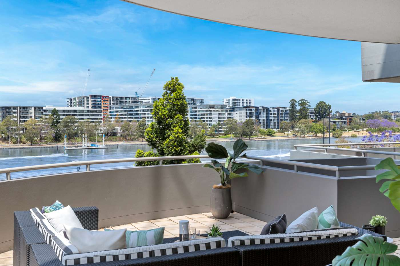 Main view of Homely unit listing, 404/21 Patrick Lane, Toowong QLD 4066