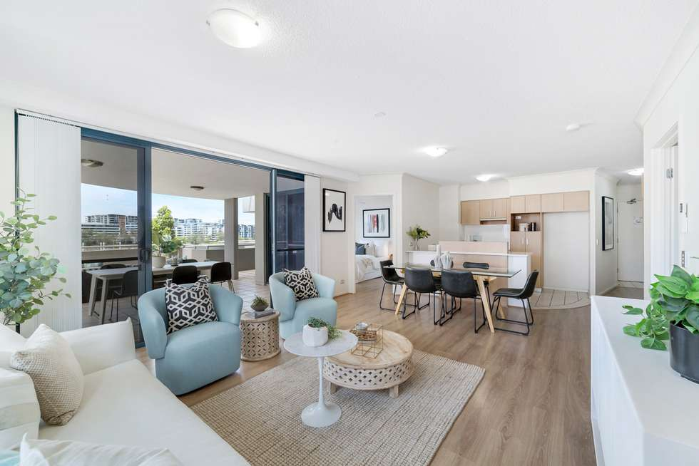 Second view of Homely unit listing, 404/21 Patrick Lane, Toowong QLD 4066