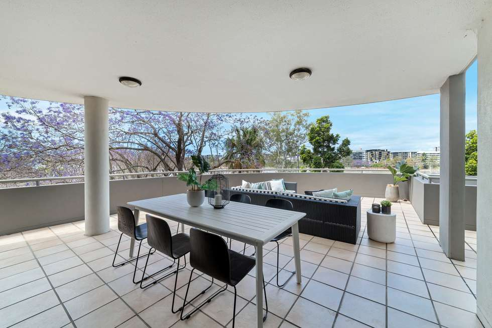 Third view of Homely unit listing, 404/21 Patrick Lane, Toowong QLD 4066