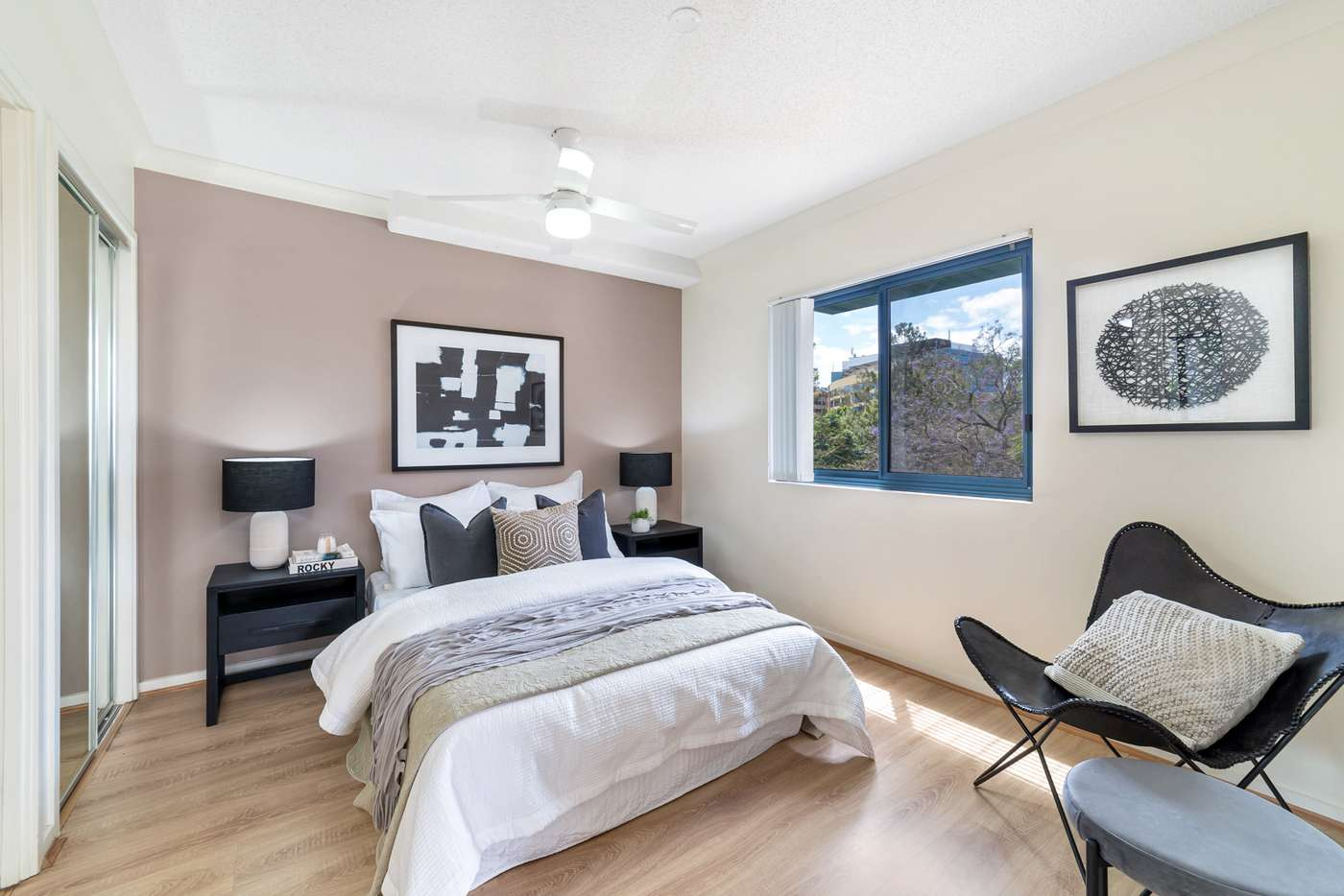 Fifth view of Homely unit listing, 404/21 Patrick Lane, Toowong QLD 4066