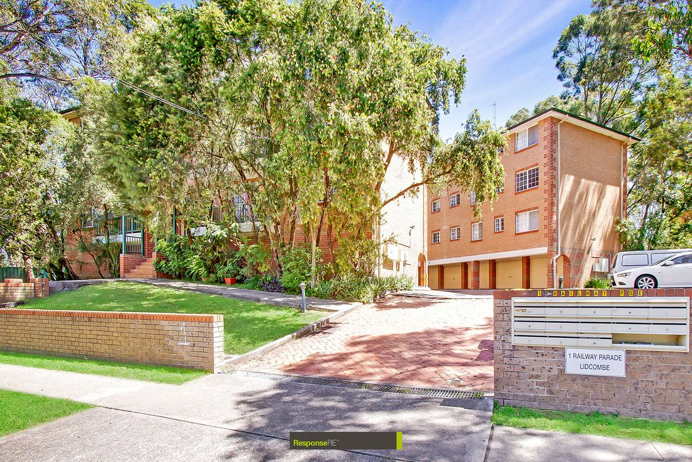Main view of Homely unit listing, 1/1 Railway Parade, Lidcombe NSW 2141