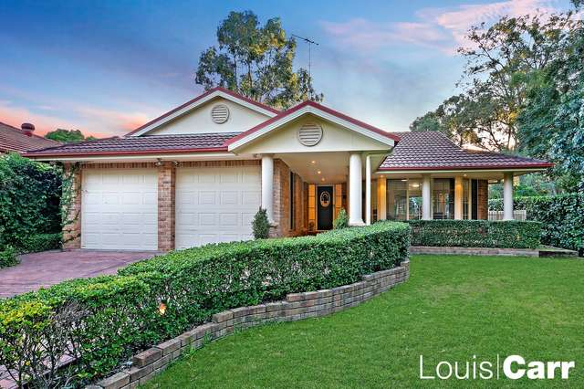 10 Minerva Crescent, Beaumont Hills NSW 2155