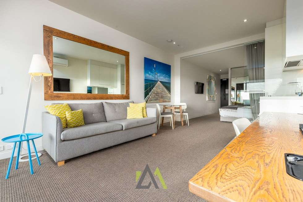Third view of Homely apartment listing, 205/435 Nepean Highway, Frankston VIC 3199