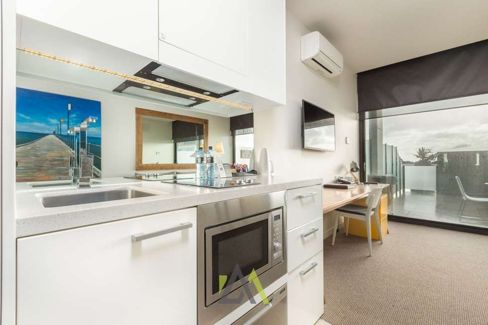 Fourth view of Homely apartment listing, 205/435 Nepean Highway, Frankston VIC 3199