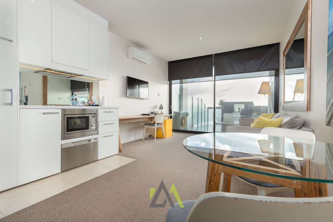 Fifth view of Homely apartment listing, 205/435 Nepean Highway, Frankston VIC 3199