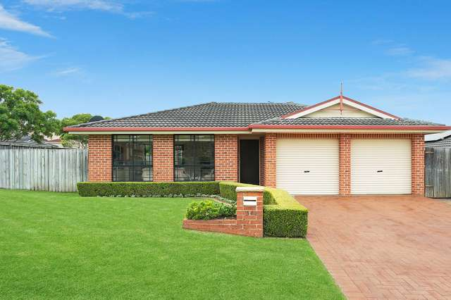 54 Clonmore Street, Kellyville Ridge NSW 2155