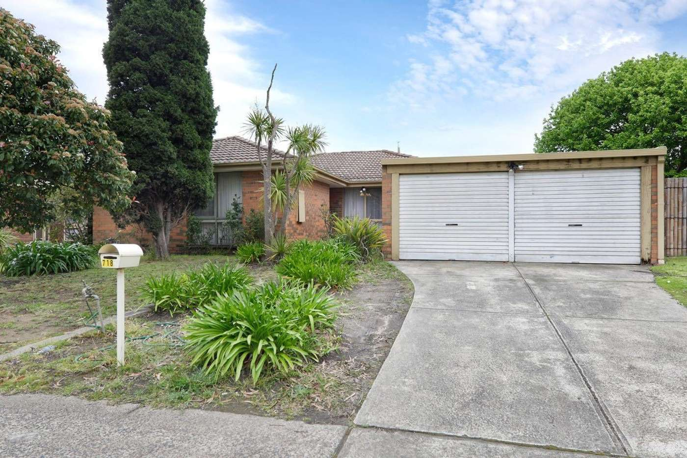 Main view of Homely house listing, 718 Wellington Road, Mulgrave VIC 3170