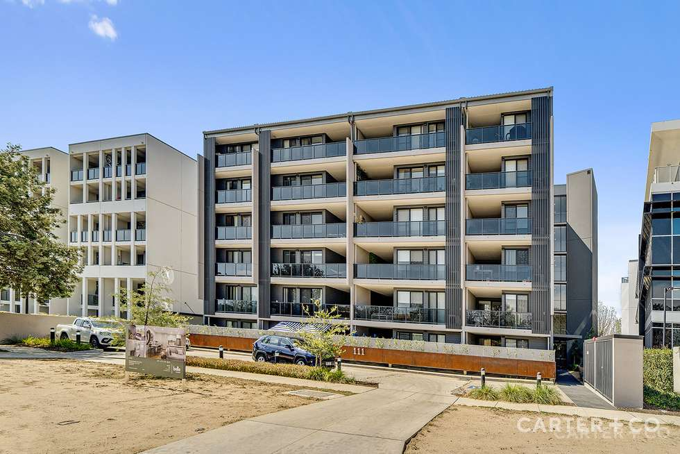 Second view of Homely apartment listing, 15/111 Canberra Avenue, Griffith ACT 2603