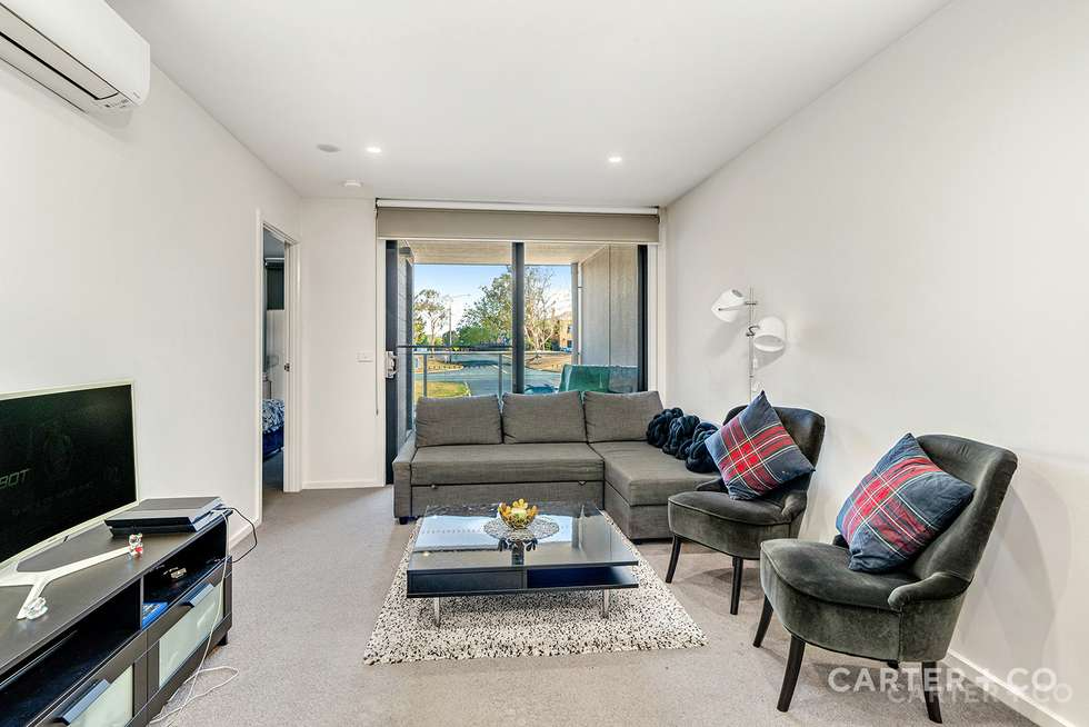 Fifth view of Homely apartment listing, 15/111 Canberra Avenue, Griffith ACT 2603