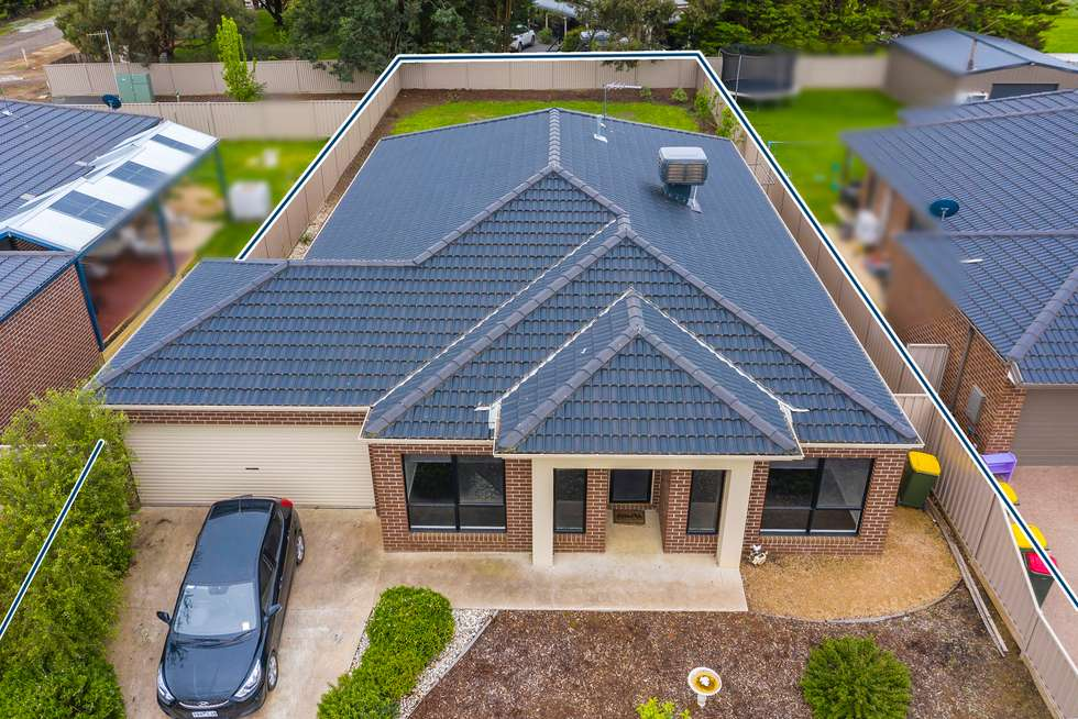 Second view of Homely house listing, 3 Fitch Court, Ballan VIC 3342