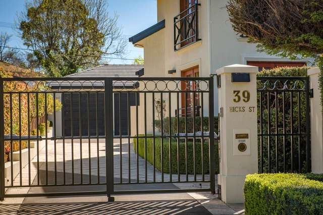 39 Hicks Street, Red Hill ACT 2603