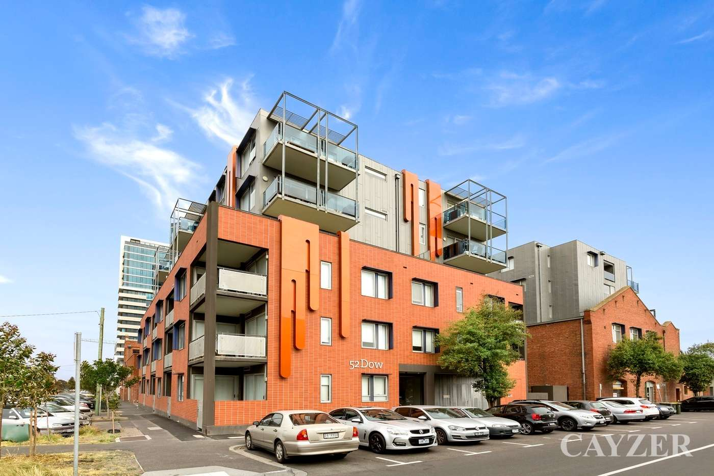 Main view of Homely apartment listing, 304/52 Dow Street, Port Melbourne VIC 3207
