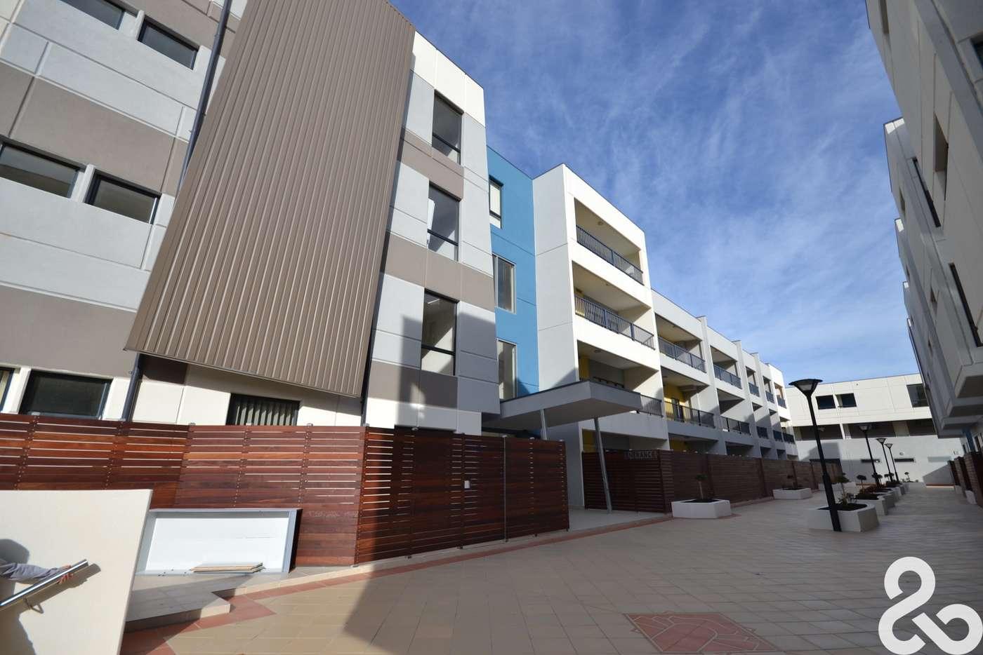 Main view of Homely apartment listing, 307A/41-43 Stockade Avenue, Coburg VIC 3058